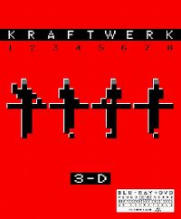 Cover Kraftwerk - 3-D - The Catalogue [DVD]